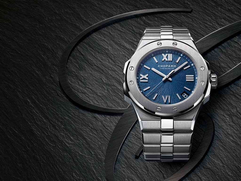 Giorgio Armani svela a Basilea tre nuovi orologi by Emporio
